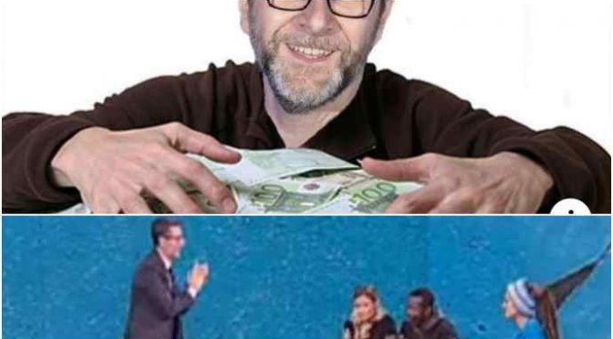 Fazio, contratto di 10 milioni di euro l'anno per fare propaganda alla sinistra sulla Rai