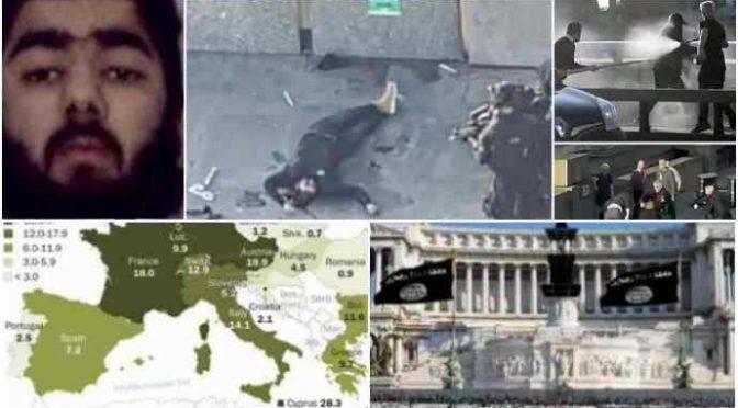 Simpatizzante ISIS scarcerato gira libero per l'Italia