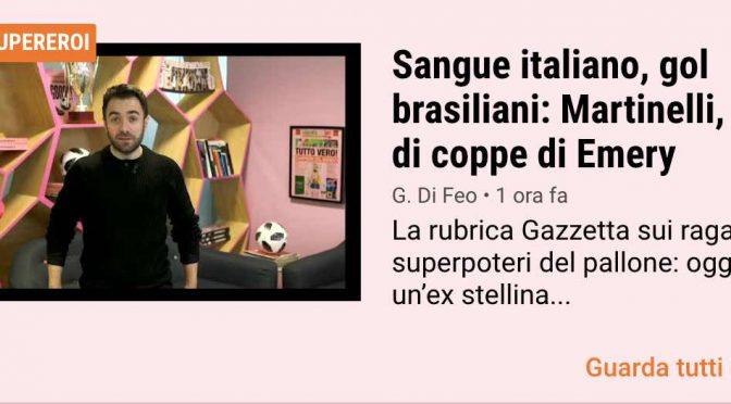 Se Martinelli è italiano allora non lo è Balotelli