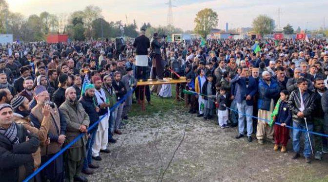 Ottomila islamici invadono Brescia per celebrare Maometto – VIDEO CHOC