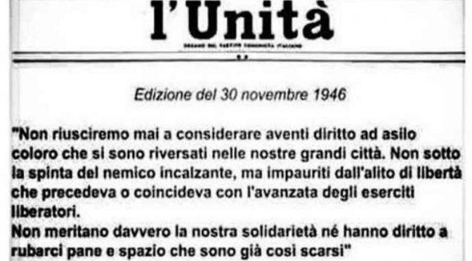 "Rai3 sputa sui morti italiani: ""Foibe non paragonabili a Shoah"""