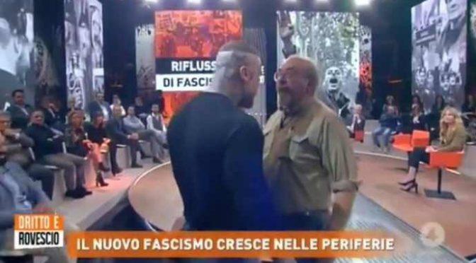 "Vauro si scalda: ""Salvini deve essere processato"""
