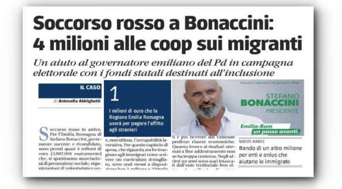 Emilia Romagna, Pd ristruttura le case agli immigrati: 600mila euro