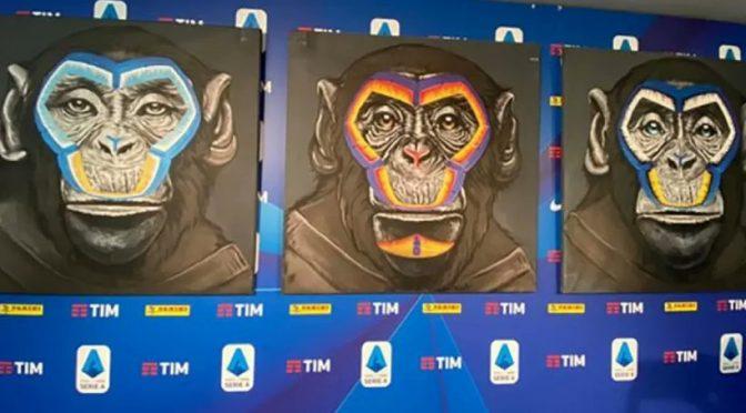 Le scimmie della Serie A: grazie di esistere, antirazzisti