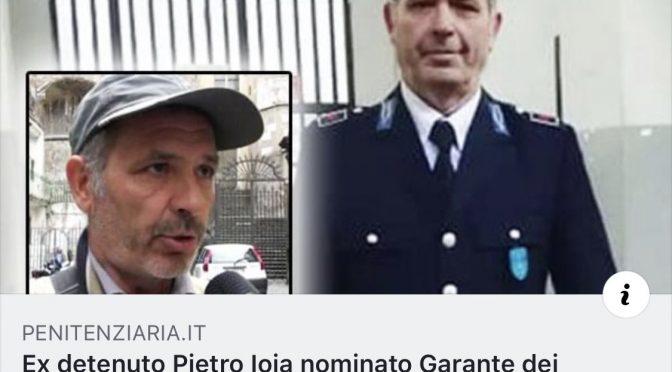 De Magistris nomina 'garante detenuti' parcheggiatore abusivo