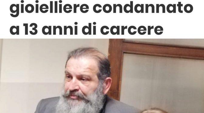 """Condannato a 13 anni per essersi difeso dai rapinatori, Salvini: """"Vergogna"""""""