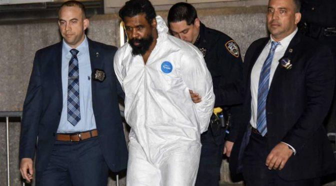 Ecco l'uomo che voleva uccidere gli ebrei nella casa del rabbino – VIDEO – FOTO
