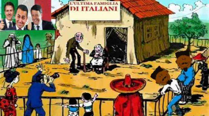 Italiani in via di estinzione: crollano nascite aumentano immigrati, dobbiamo reagire