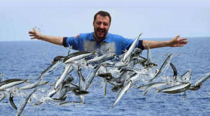"Financial Times nel panico: ""Salvini premier se vince in Emilia Romagna"""