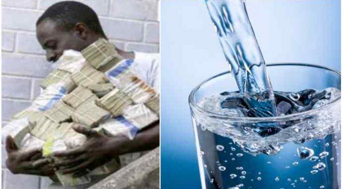 Tassano anche l'acqua per mantenere gli immigrati in hotel