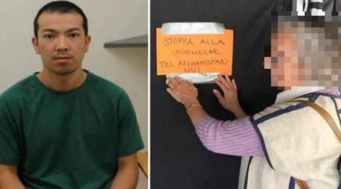Pensionata accoglie un profugo: lui la strangola a morte