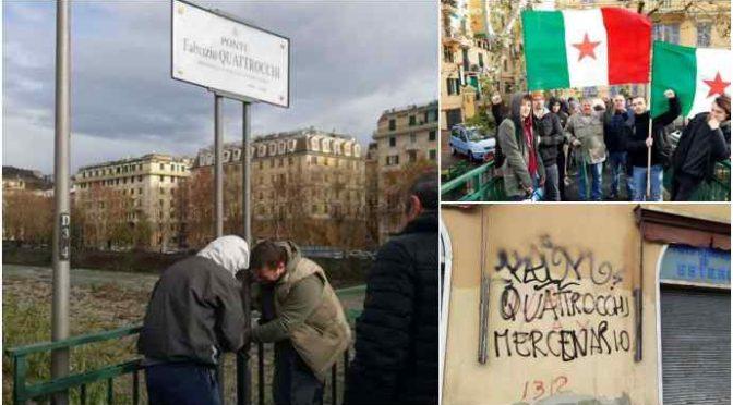Il PD vota contro una via per Fabrizio Quattrocchi: i cani di Soros contro l'Eroe italiano