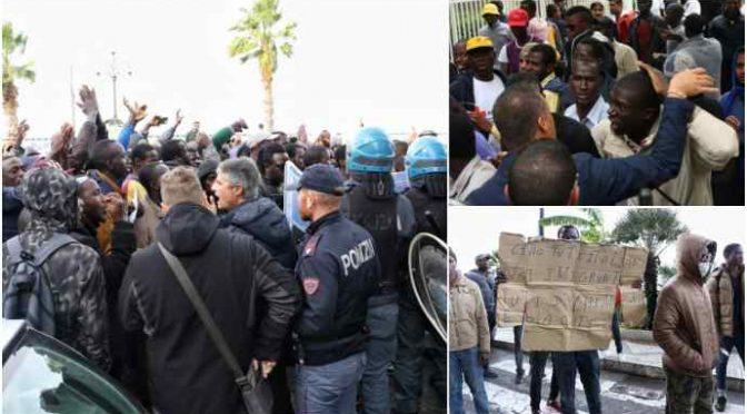 """Milizie africane si prendono l'Italia: """"Stanno armando i profughi"""""""