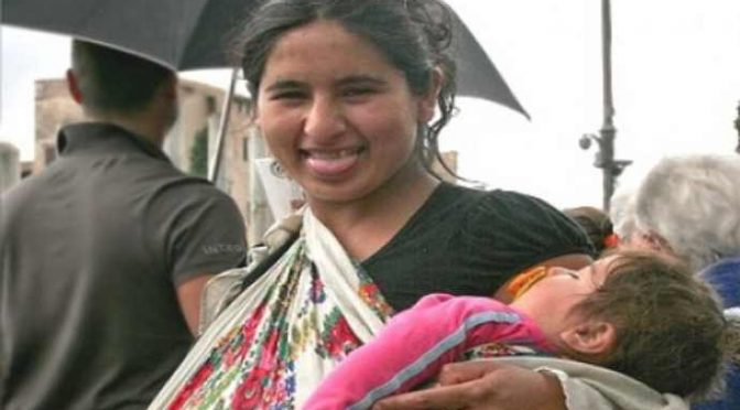Ennesima ladra rom incinta liberata dai magistrati di Milano
