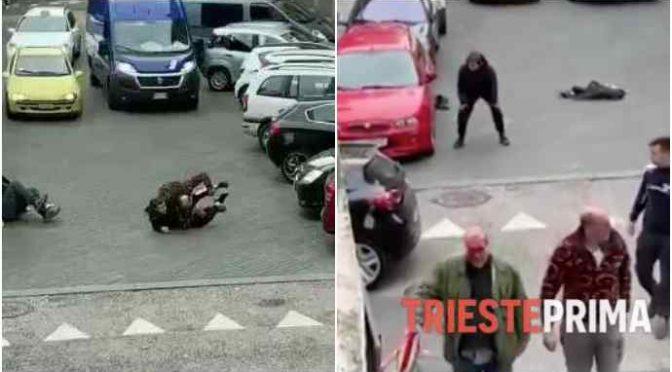 Immigrati pestano anziani in pieno giorno – VIDEO – FOTO