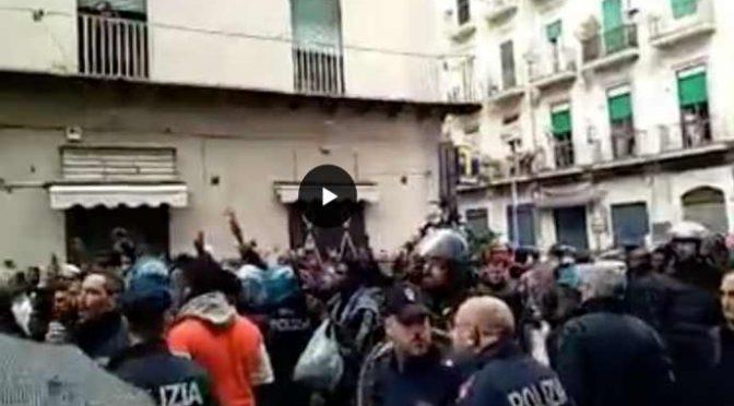Immigrati attaccano ambulanza e poliziotti dopo sparatoria – VIDEO