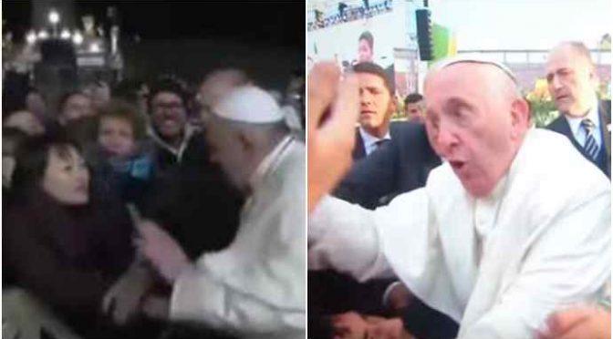 Bergoglio vende i dissidenti cinesi al Partito Comunista