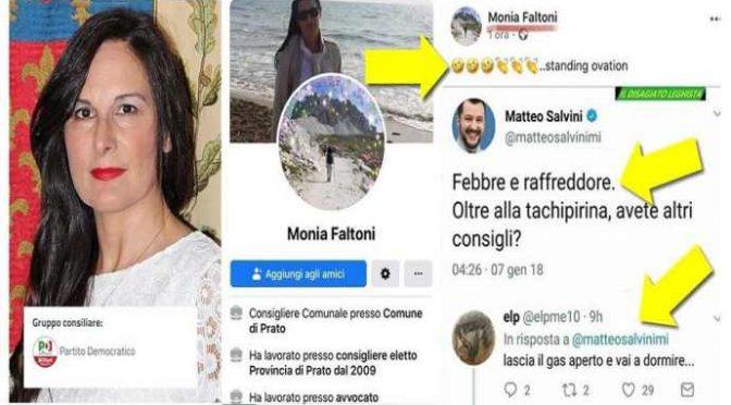 Il PD vuole 'curare' Salvini con il GAS: post choc della piddina
