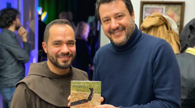 Vescovi stanno con Bonaccini: ma i frati stanno con Salvini