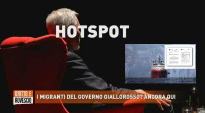 """Lamorgese ha mentito, nessun ricollocamento: """"Sono ancora in Italia"""" – VIDEO"""