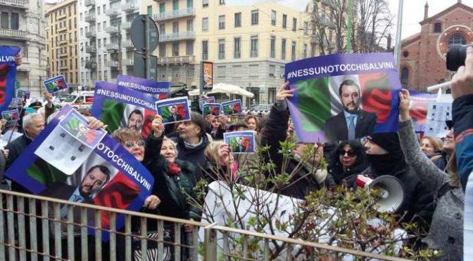 """Emilia Romagna, i numeri di Salvini: """"Vinceremo e di tanto"""" – VIDEO"""