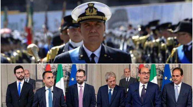 """Londra chiude i porti e respinge barconi in Francia, Ammiraglio: """"E l'Italia?"""""""