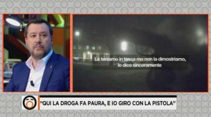 """Citofono, ora parlano i vicini del tunisino: """"Assediati da spacciatori africani"""" – VIDEO"""