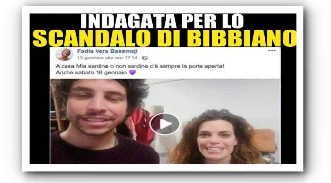 Bibbiano: le Sardine hanno manifestato a favore di chi ruba i bambini