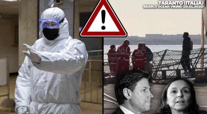 Open Arms, nave rifiutata da Malta scarica 363 clandestini in Italia: scatta emergenza Coronavirus