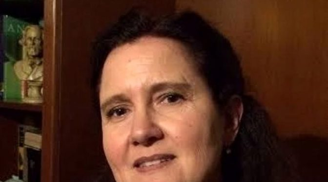 "Candidata Borgonzoni aggredita da 'sardina': ""Fascista di m… ti prendo a schiaffi"""