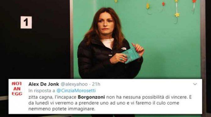"""Emilia Romagna, minacce sinistre: """"Se vinciamo, lunedì vi veniamo a prendere uno ad uno"""""""