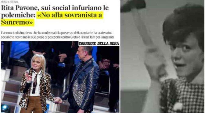 """Rita Pavone vs Severgnini: """"Aggredita sui social per colpa sue fake news"""" – Video"""