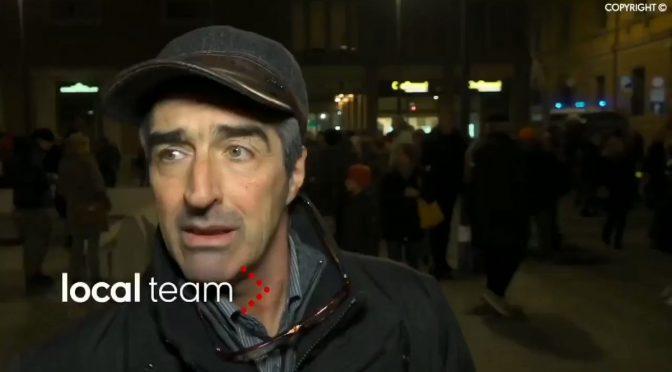 "'Sardina': ""Dobbiamo bruciare vivi Salvini e Meloni"" – VIDEO"