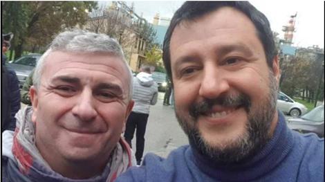 Si fa un selfie con Salvini, sindacalista CGIL licenziato da multinazionale tedesca