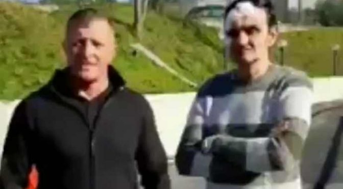 Roma, tassista massacrato di botte da 3 africani: notizia nascosta – VIDEO