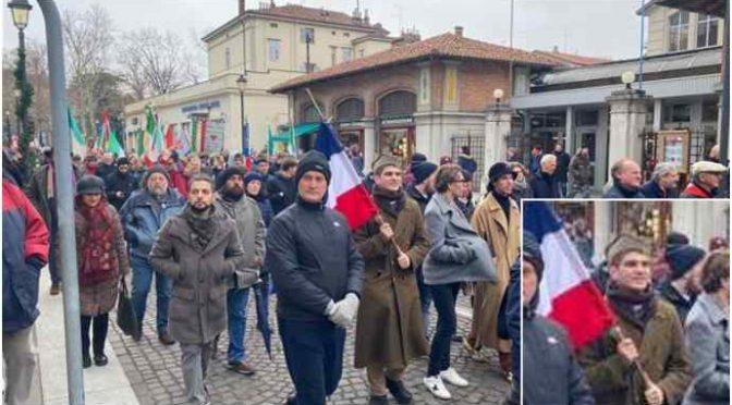 Gorizia, con l'ANPI manifesta ultrà titino delle FOIBE
