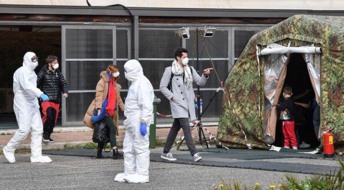 Coronavirus, scuole chiuse anche a Piacenza: basi militari ospiteranno infetti a Milano e PC
