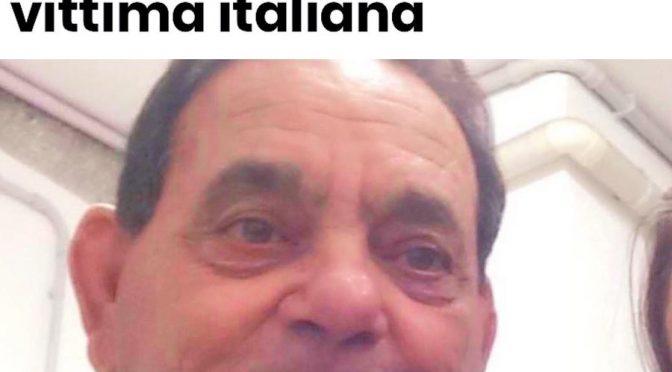 """Morto italiano coronavirus, furia Salvini: """"Ora chiuderete le frontiere?"""""""