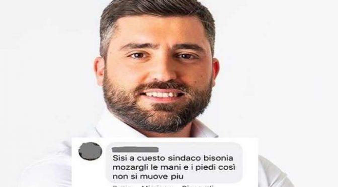 Rom attaccano sindaco Lega: «Bisogna mozzargli mani e piedi»
