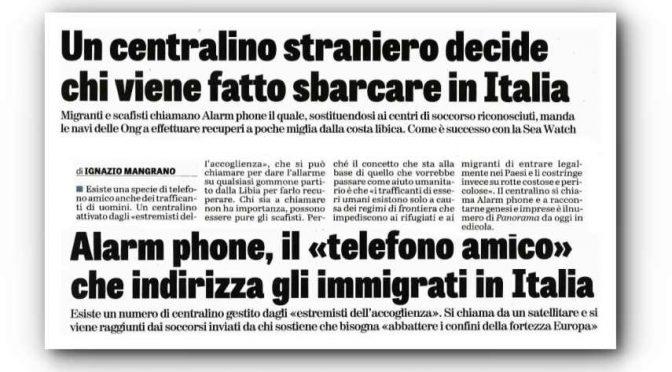 Governo mette motovedette italiane al servizio di un trafficante di droga