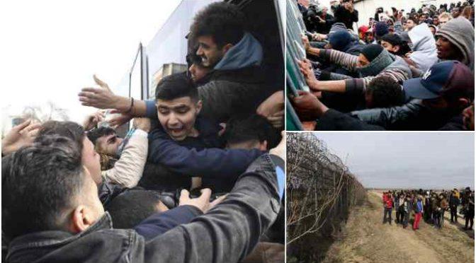 """Friuli chiede un muro per fermare l'invasione islamica: """"Lamorgese impedisce di respingerli"""", ne passano 300 al giorno"""