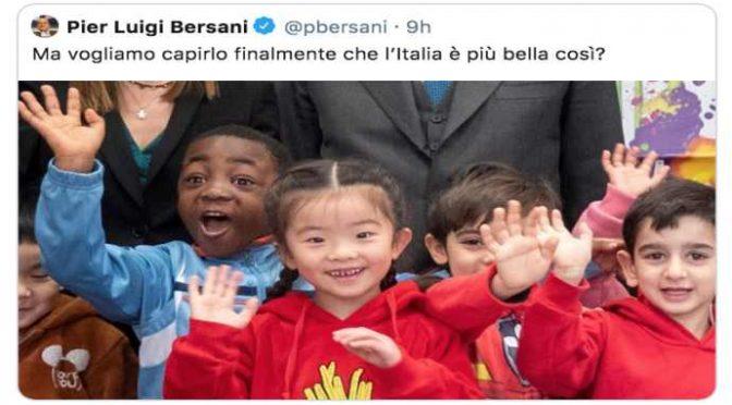 """Bersani soddisfatto dei 30mila morti: """"Con la destra non sarebbero bastati i cimiteri"""""""