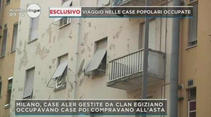 Milano, immigrati hanno rubato centinaia di case: italiani sfrattati – VIDEO