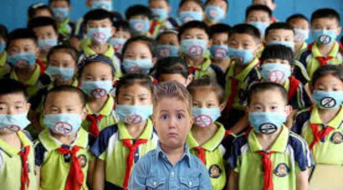 Padova, scuola cinese tiene a casa studenti cinesi arrivati dalla Cina