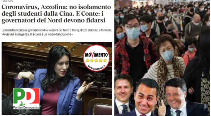 Coronavirus: bar Padova frequentato dai CINESI il focolaio, 9 ricoverati