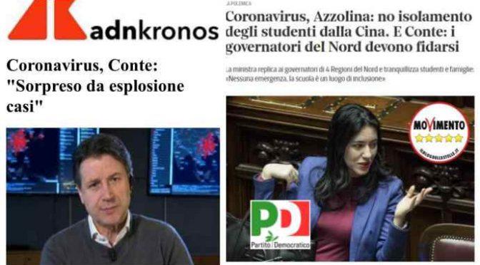 """Coronavirus, scuole chiuse nelle Marche: """"Governo troppo lento"""""""