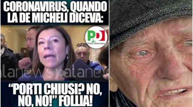 Coronavirus: terzo morto italiano, anziana malata di tumore a Crema