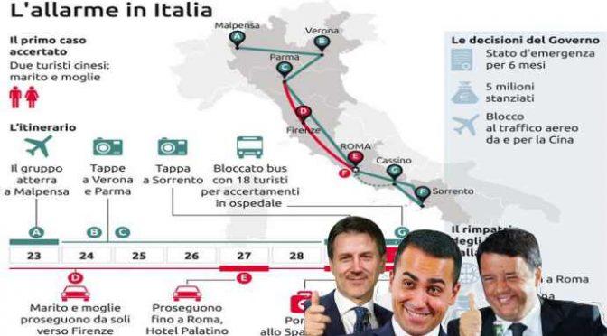 Coronavirus, per 52% italiani governo mente sul contagio