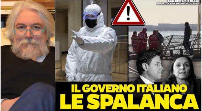 Meluzzi: in Italia più contagi che in tutto l'Occidente, è emergenza – VIDEO