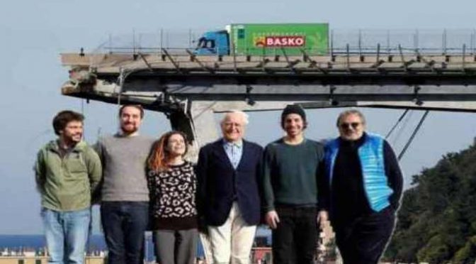 Senza vergogna: Autostrade e Benetton chiedono soldi al governo
